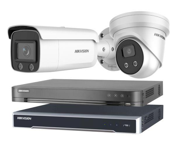 Hikvision Motion detection 2.0 камеры и регистраторы